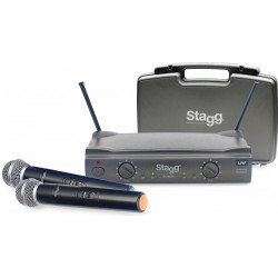 STAGG SUW 50 MM EG Telsiz Mikrofon